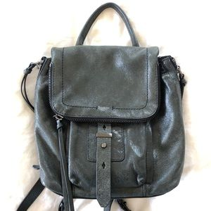 Botkir warren leather backpack